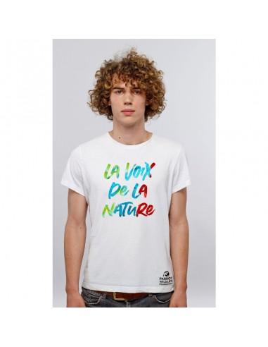 T-Shirt Parrot Wildlife Foundation -...